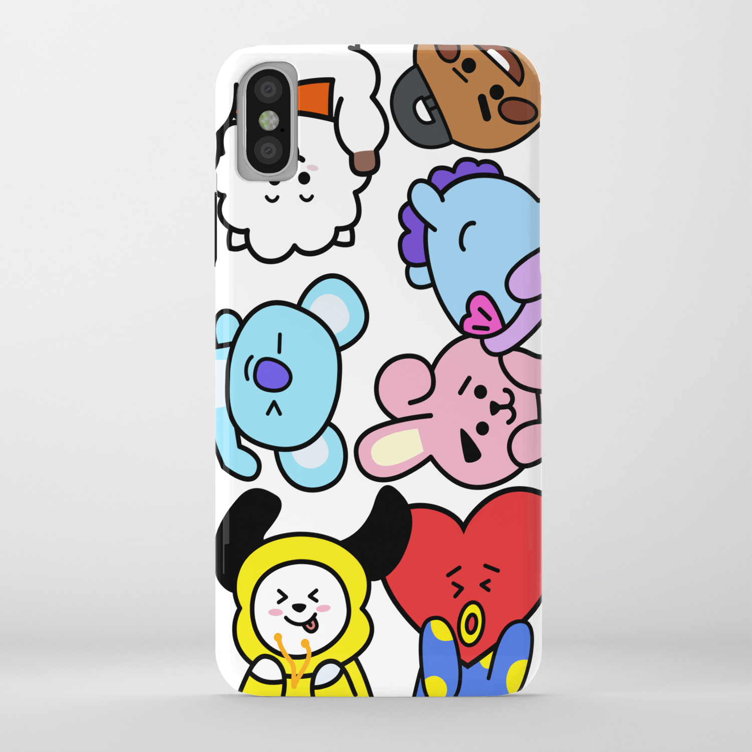 bt21 iphone xs max case