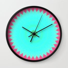 Fuk shine Wall Clock