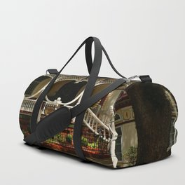Gingerbread House Duffle Bag
