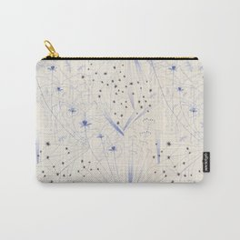 bleu craie Carry-All Pouch