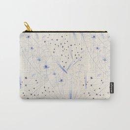 bleu craie Carry-All Pouch