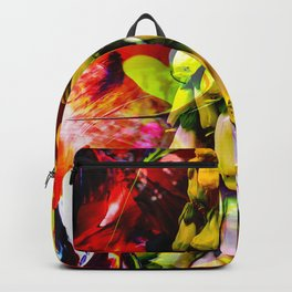 Abstract - perfection 48 Backpack