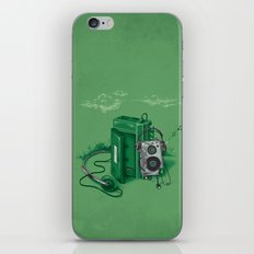 Music Break iPhone Skin