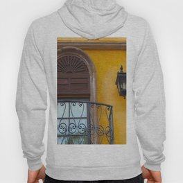 A Window in Mexico Hoody