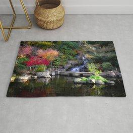 Kyoto Garden, Holland Park, London Rug
