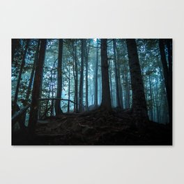 Fragments of time. Canvas Print