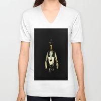 melissa smith V-neck T-shirts featuring smith by Crockettsky