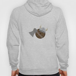 Viking Weapons Hoody