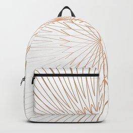 Mandala, Bicycle Wires 3 Backpack