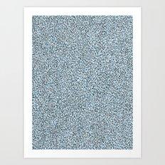 Infinity Bends Art Print