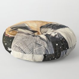 Come Lie With Me Floor Pillow