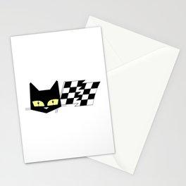Vintage Cat 2 Stationery Cards
