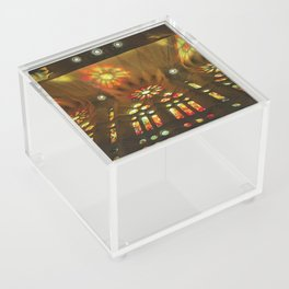 Stained Glass Acrylic Box
