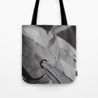 plane Tote Bags featuring Plane by ann hsieh
