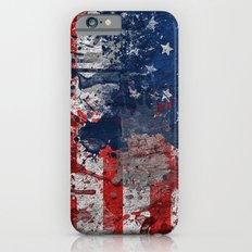 map USA  Slim Case iPhone 6