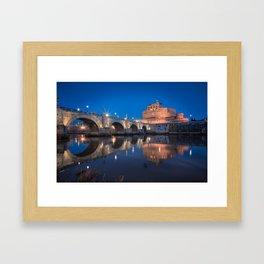 Castel Sant'Angelo Framed Art Print