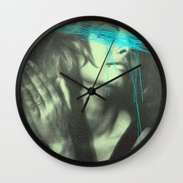 Untitled Woman Wall Clock