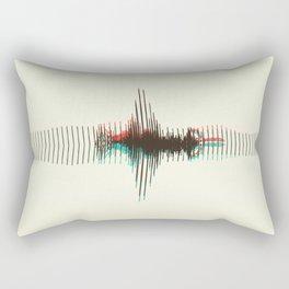 seismoglitch Rectangular Pillow