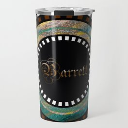 Barrett Custom Design Travel Mug