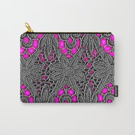 Electro Lace Carry-All Pouch