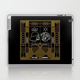 Galactic Balance  Laptop & iPad Skin