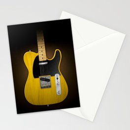 Total Telecaster Stationery Cards