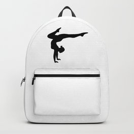 B&W Contortionist Backpack