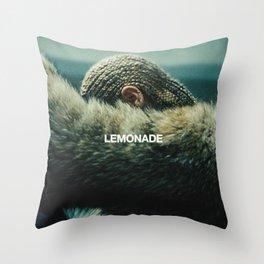 LEMONADE Throw Pillow