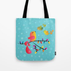 Welcome Home, My Babies! Tote Bag
