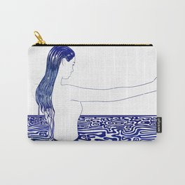 Water Nymph XXVI Carry-All Pouch