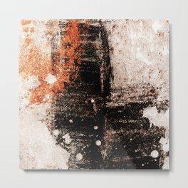 Beautiful Stains Metal Print