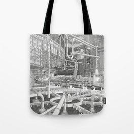 Frackpool 01 Tote Bag