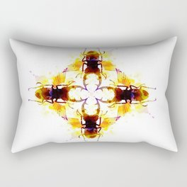 H20 Beetles Rectangular Pillow