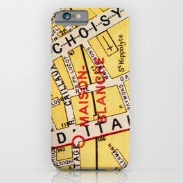 All About Paris IV iPhone Case