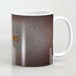 Embossed Coffee Mug