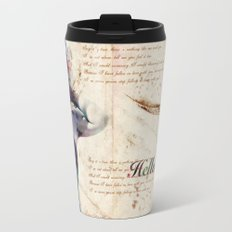 Well Hello There Sweetie Travel Mug