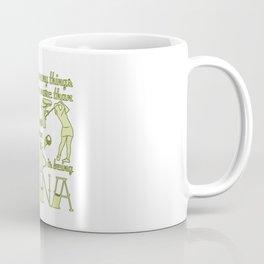 Golf Nana Coffee Mug