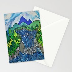 Wild River Kingdom Stationery Cards