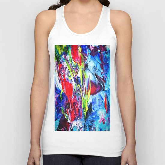 Abstract Perfection 6 Unisex Tank Top