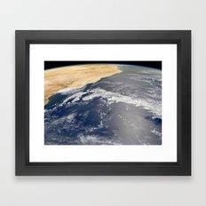 Canary Island Framed Art Print