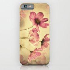 Dreamy Cosmea Slim Case iPhone 6