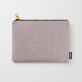 Twilight Gathering ~ Lavender Grey Coordinating Solid Carry-All Pouch