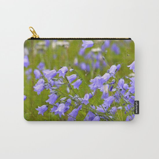 Bluebells Meadow  Carry-All Pouch