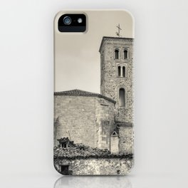 Ancient church iPhone Case