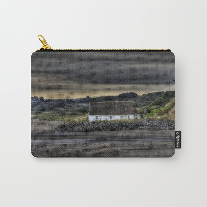 Cottage @ Laytown Beach Carry-All Pouch