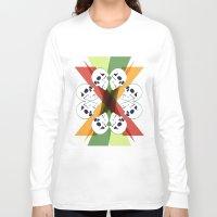 kaleidoscope Long Sleeve T-shirts featuring Kaleidoscope by Sugar J