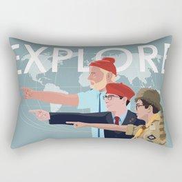 LIFE RUSHMOONRISE Rectangular Pillow