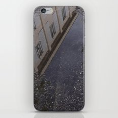 Youth Hostel found in a Puddle iPhone & iPod Skin