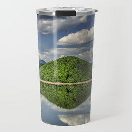 Summer reflections Travel Mug