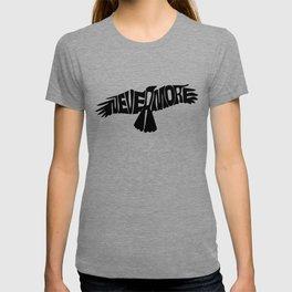 Nevermore Dark | Edgar Allen Poe T-shirt
